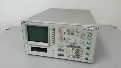 Agilent / HP 4145B Semiconductor Parameter Analyzer