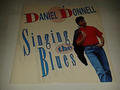 """Daniel O'Donnell  -  """"Singing The Blues""""  7"""" (1994) EX  / """"Lovers chain"""""""