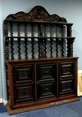 Period Oak French Cupboard, Superbly Crafted, Exceptional