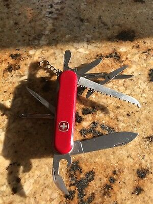 Wenger *** Handyman  *** Red Swiss Army Knife