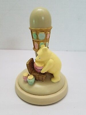 Vintage 1996 Brown Bag Cookie Art Press Winnie the Pooh