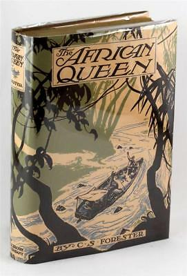 1935 First Edition African Queen C S Forester Missionaries Central Africa WWI
