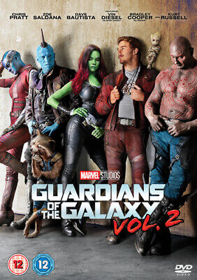 Guardians of the Galaxy: Vol. 2 DVD (2017) Chris Pratt
