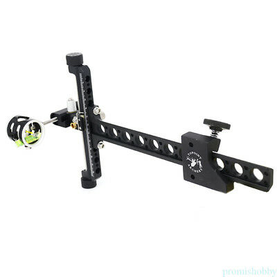 Duck Take Down Recurve Bow Sight for Beginner Plastic Hunting Shooting Compact