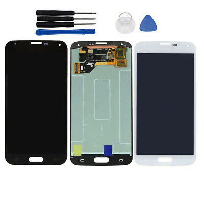 New LCD Display Touch Screen Digitizer Tools for Samsung Galaxy S5 i9600 G900 US