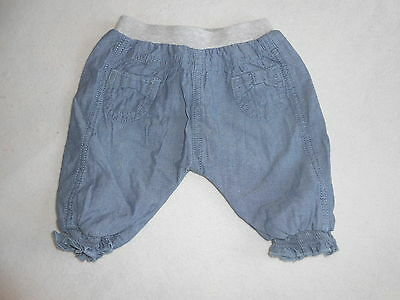Baby Girls Clothes -Cute  Newborn Next Lined Jeans Trousers-