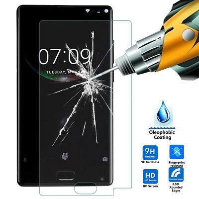 100% Genuine Tempered Glass Screen Protector Guard Film For Doogee Mix 5.5""