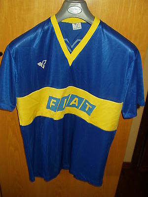 Boca Juniors,  Football shirt jersey. Calcio. Taglia L. Vintage !!