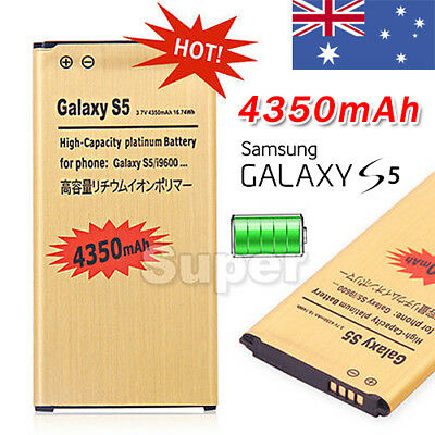 Brand New Li-ion Replacement Battery For Samsung Galaxy S5 G900 4350mAh