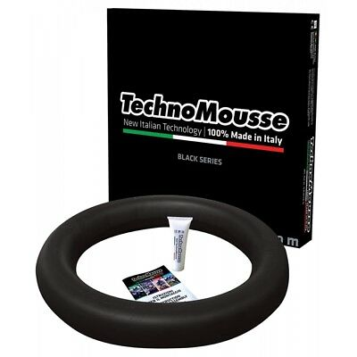 Mousse TECHNOMOUSSE BLACK SERIES ENDURO posteriore 140/80-18