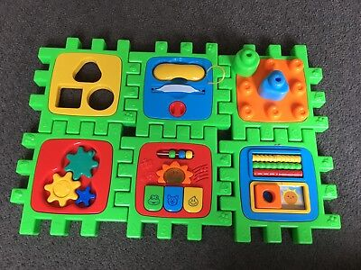 Baby Activity Cube On The Go