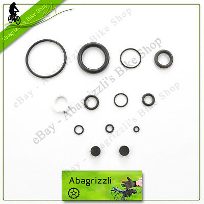 Fox Float R/ RP2/ RP23/ RP3/ Triad IMPROVED Damper Service/Rebuild Oil Seals Kit