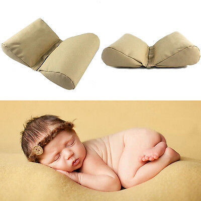 Newborn Baby Posing Beanbag Butterfly Poser Pillow Photo Prop Prop Infant Kits