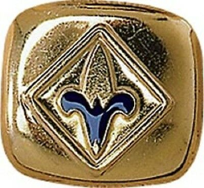 "WEBELOS Cub~Boy Scouts Neckerchief SLIDE - BSA Official ""NEW"" with tag"