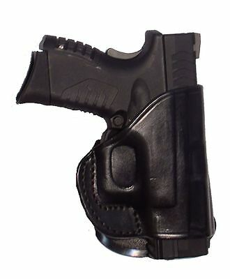 Tagua Paddle OWB Holster Concealed Carry for the Springfield XDM 3.8 Pistol