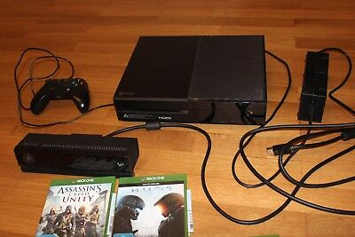 microsoft xbox one 500gb matt inkl 14 tage live gold. Black Bedroom Furniture Sets. Home Design Ideas
