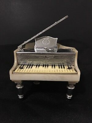 VINTAGE Made In Occupied Japan Piano Table Lighter
