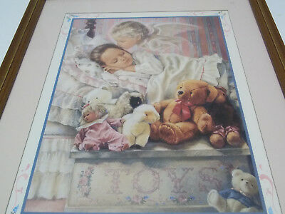 home interior picture Angel Kiss a little girl