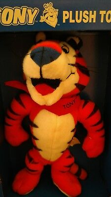 Tony the Tiger plush toy Brand new in box