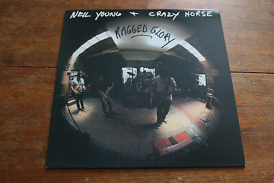 Neil Young + Crazy Horse Ragged Glory New Issue 180g Vinyl LP