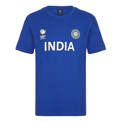 *new* Official Icc Champions Trophy 2017 - India Cricket T-Shirt