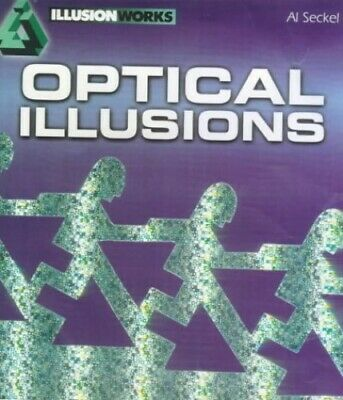 Optical Illusions (Illusion Works) by Seckel, Al Paperback Book The Cheap Fast