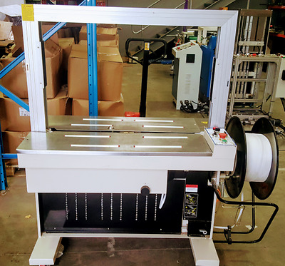 Automatic Package Strapping Machine