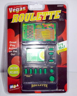 New Las Vegas Electronic Roulette Game