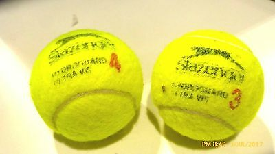 Tennis balls for beginners and intermediate in training