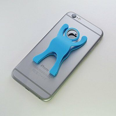VIVA! HERO Blue mobile phone holder One handed secure operation