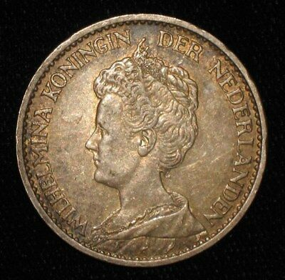 1914, 1 Guilder from the Netherlands.  No Reserve!
