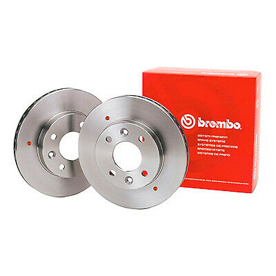 Brembo Group N OE Quality Front Brake Discs - Pair - 09.8695.11