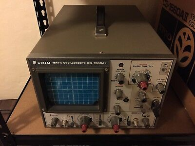 Trio CS-1560A II Oscilloscope