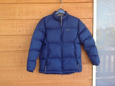 Children's Ski Jacket - Kathmandu Duckdown With Lightweight Fill - Large