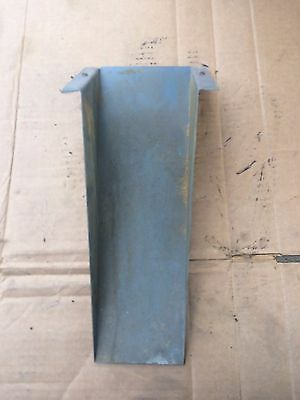 "DELTA HOMECRAFT ROCKWELL VINTAGE 4"" JOINTER DUST CHIP CHUTE for OPEN STEEL STAND"