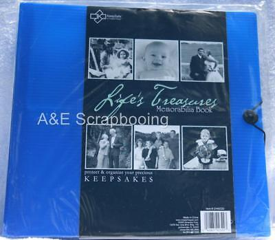 Cropper Hopper Life's Treasures Memorabilia Book
