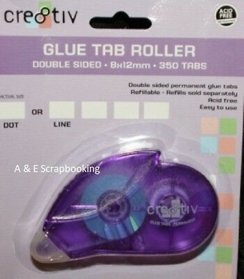 Glue Tab Roller by cre8tiv