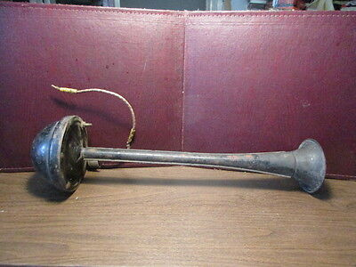 Original Vintage/ Antique Car - Truck Trumpet Horn - Rat Rod - Electric - AHOOGA