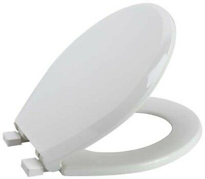 Premier Faucet Slow-Close Round Toilet Seat