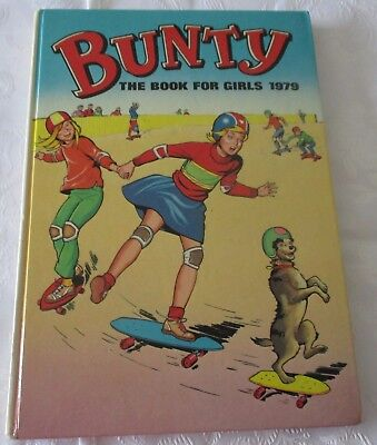 Bunty - The Book For Girls 1979  -  Price Un -Clipped