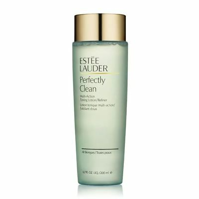 Estee Lauder Perfectly Clean Toning Lotion-Refiner 200ml For Women