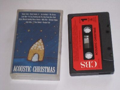 Musicassetta Acoustic Christmas 1990  - Canzoni Natale