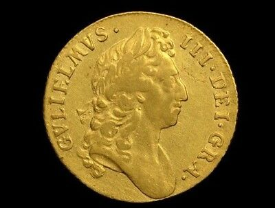 William Iii 1695 Gold Guinea