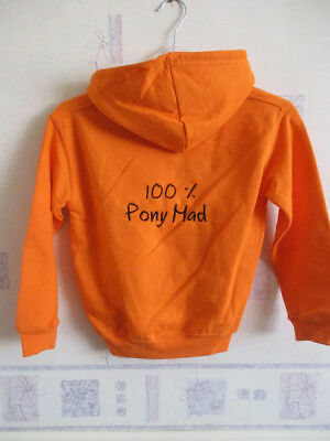Clearance - Childrens/Childs Embroidered Hoodie, 3-4, 5-6, 7-8 yrs- 4 designs