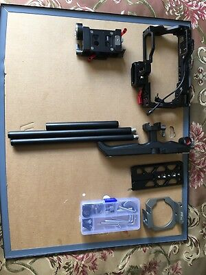JTZ DP30 Cage for BMPCC with extra(only cage.No camera included)