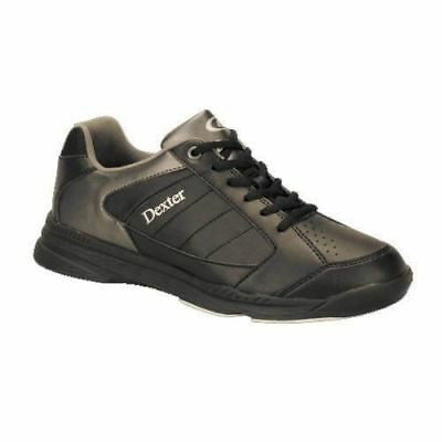 Dexter Ricky 4 Mens Bowling Shoe - Black Alloy