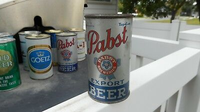 Nice Pabst Export O.I. Beer Flat Top