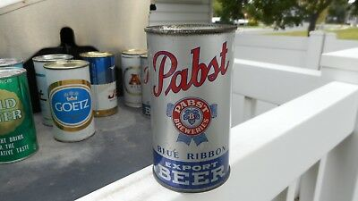 Nice Pabst Blue Ribbon Export O.I. Beer Flat Top
