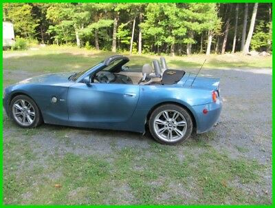 2003 BMW Z4 3.0i 2003 3.0 Z 4 CONVERTIBLE SALVAGE FLOOD RUNS GREAT NO RESERVE