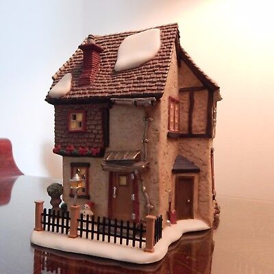 Department 56 Dickens Village A Christmas Carol Belle's House 56.58512 Retired